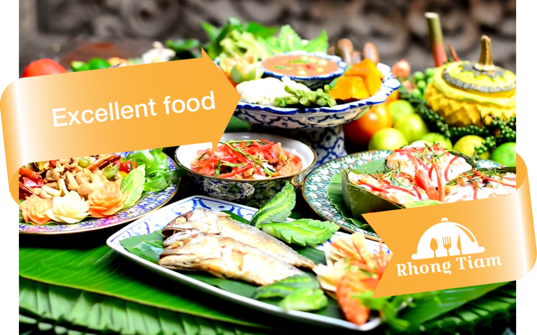 Top 4 Thai dishes you need to try